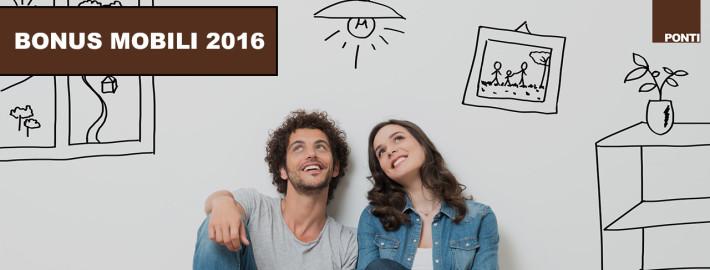 Bonus mobili 2016 giovani coppie